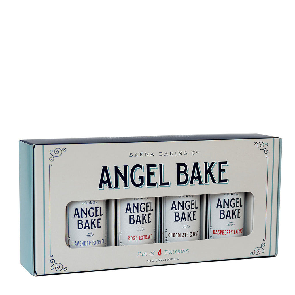 Extract Gift Set  - Angel Bake