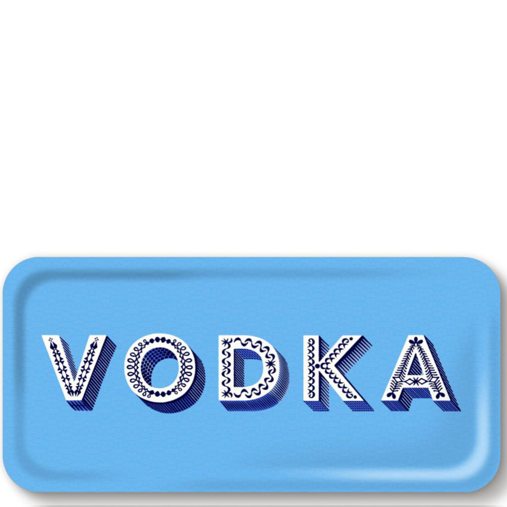Vodka Tray
