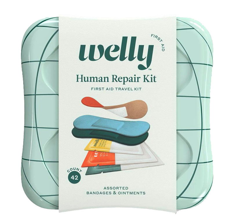 human repair kit : welly
