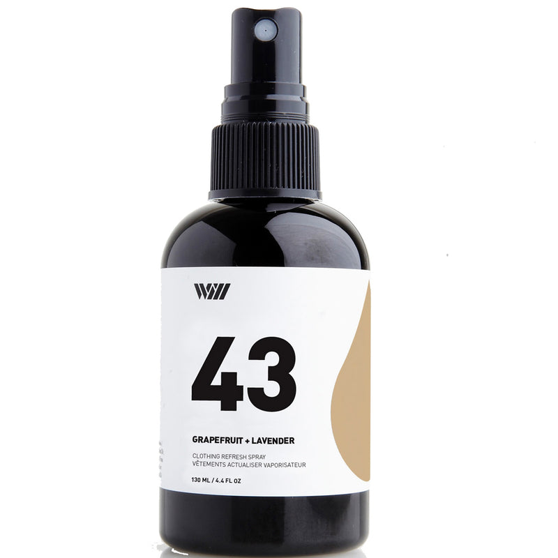 43: clothing + room spray