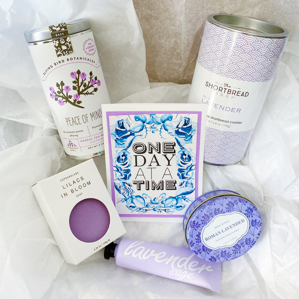 """One Day at a Time"" Gift Box"