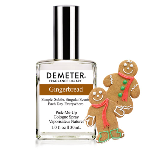 Gingerbread: Demeter Cologne Spray