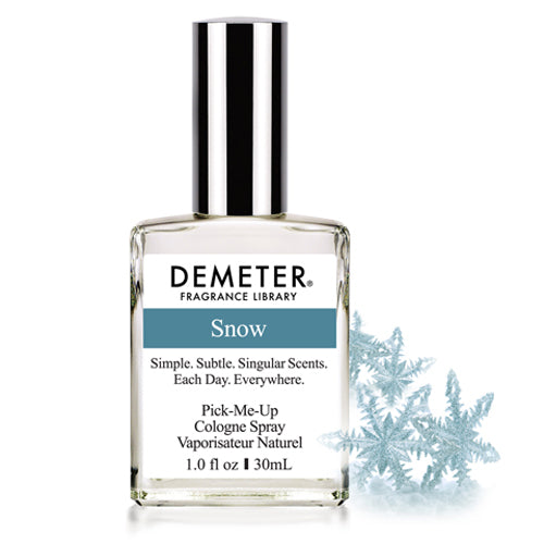 Snow : Demeter Cologne Spray