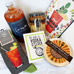 "Bloody Mary ""It's Vodka O'Clock"" Gift Box"