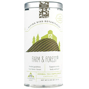 Farm and Forest Tea Bags