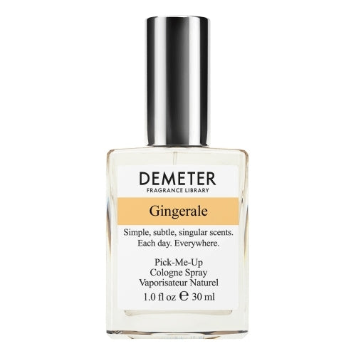 Ginger Ale: Demeter Cologne Spray