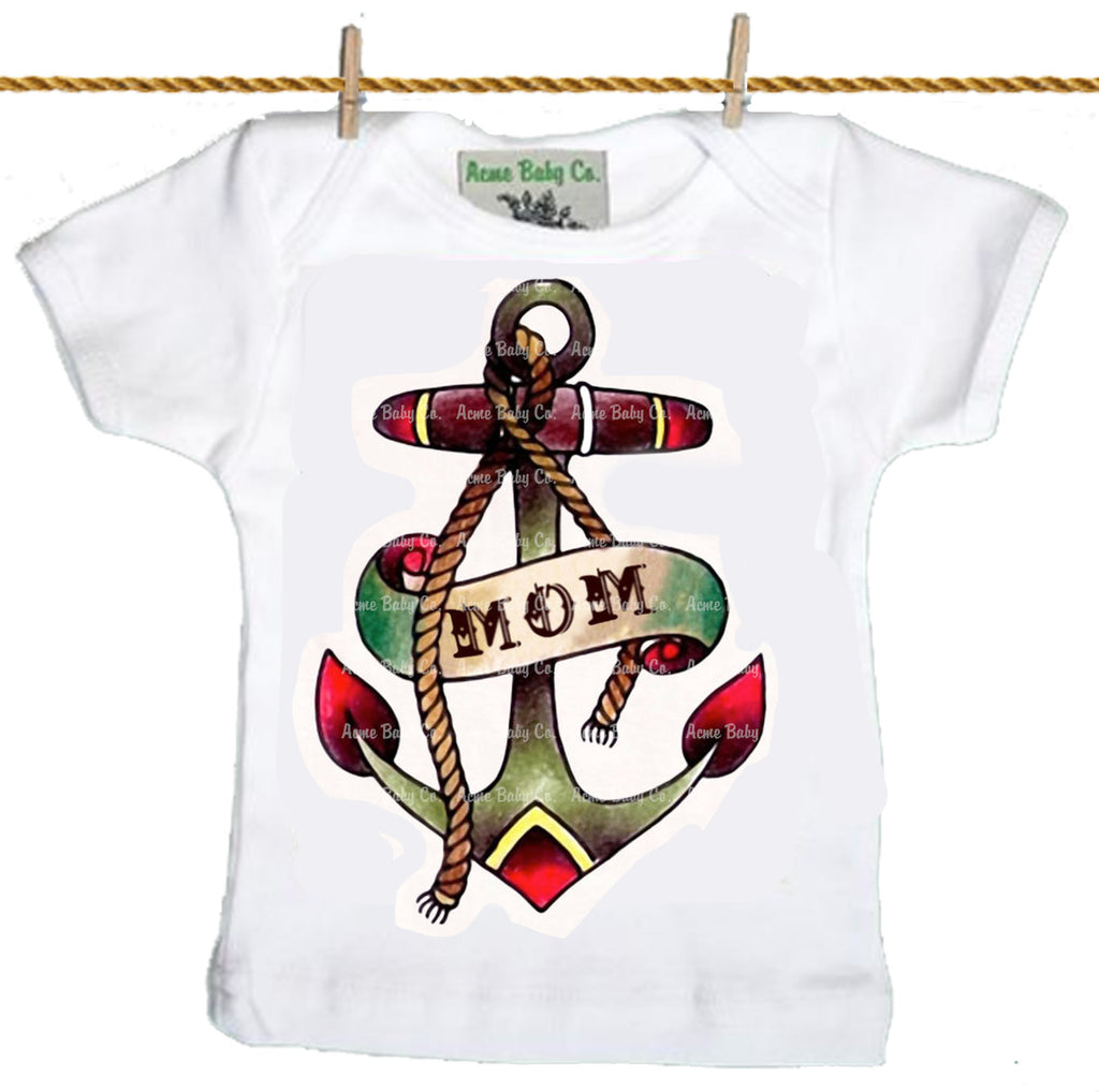 baby T-Shirt: Mother tattoo