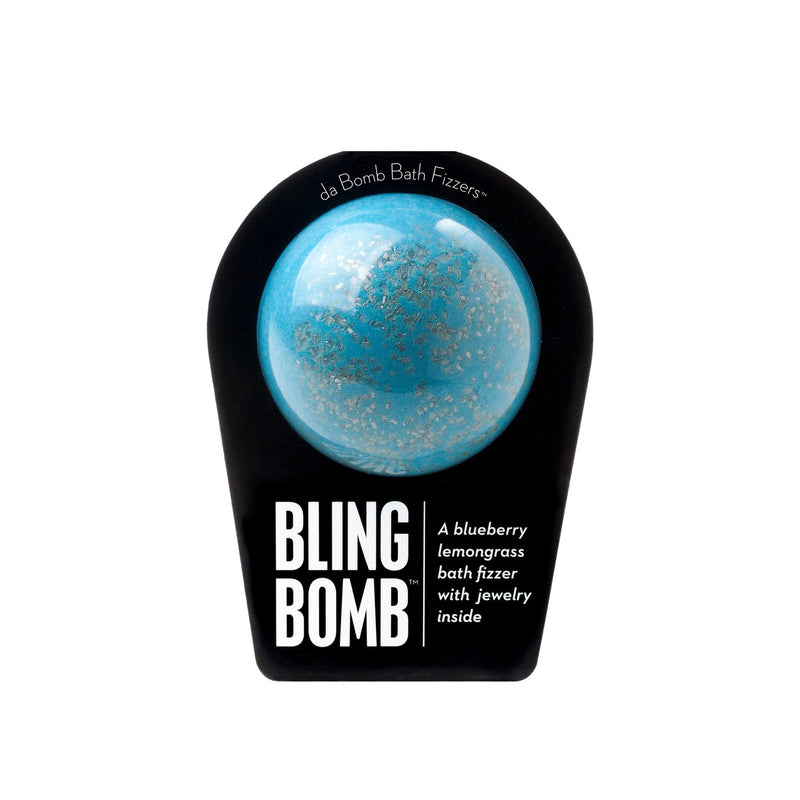 Bling Bomb: Bath Fizzer-