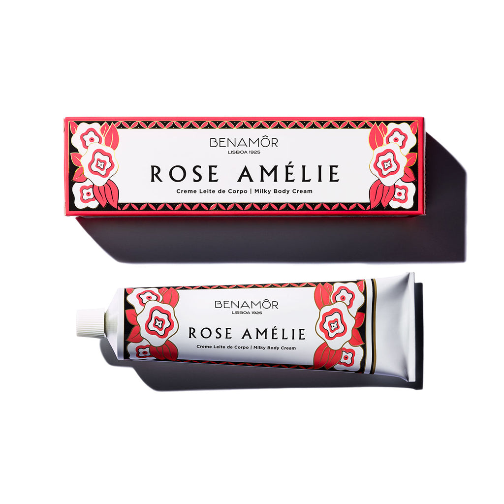 Rose Amelie Body Cream