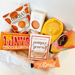 "Citrus ""Pamper"" Gift Box"