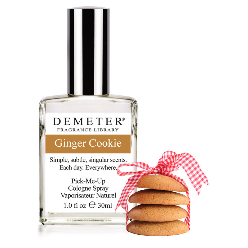 Ginger Cookie: Demeter