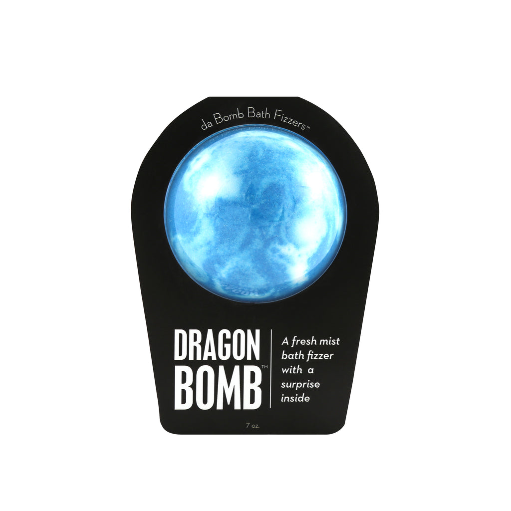 Dragon: daBomb Bath Fizzer
