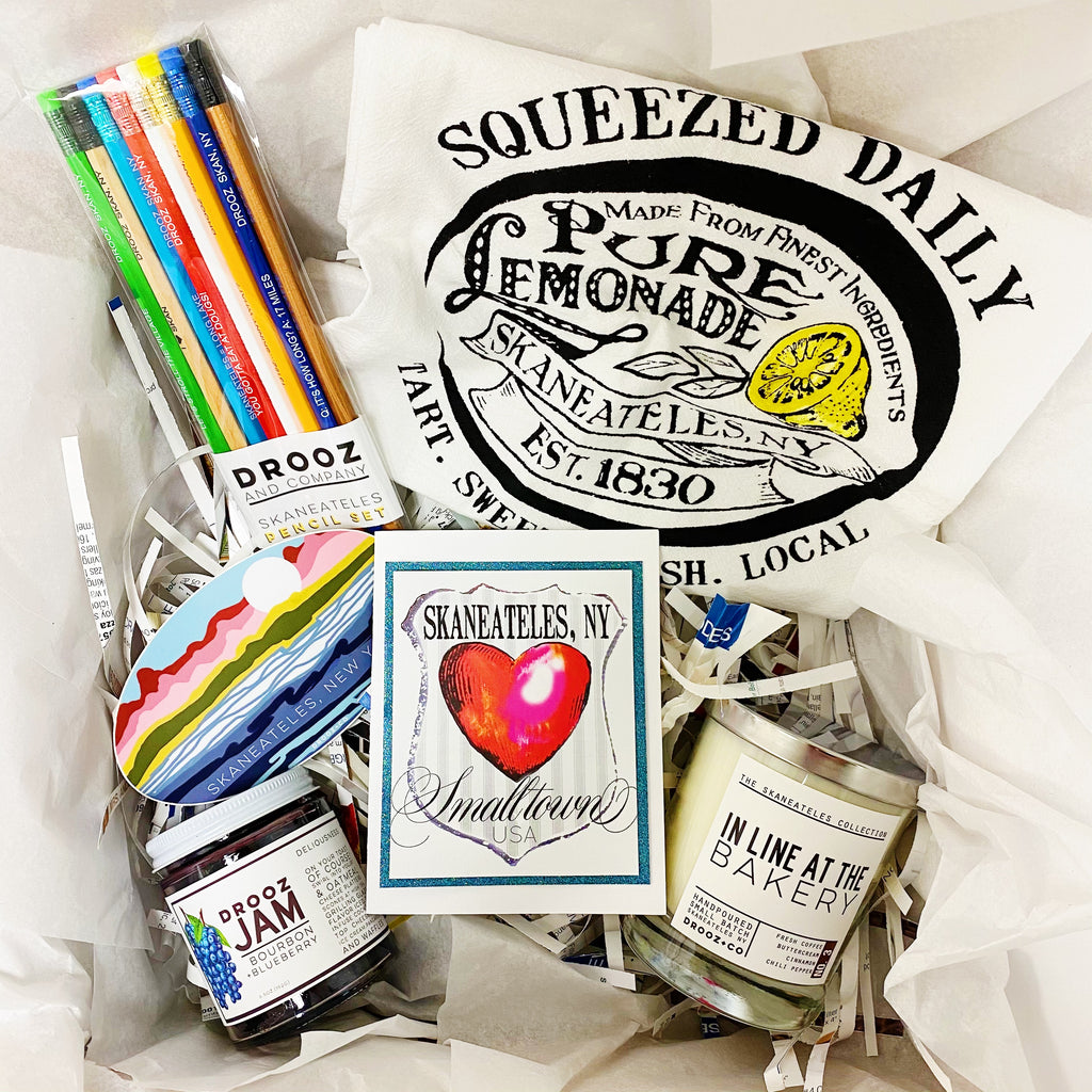 """Skaneateles Love II"" Gift Box"