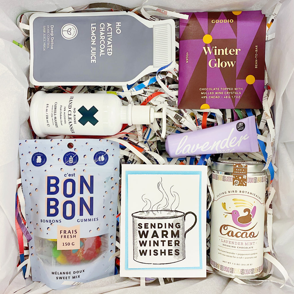 "Winter ""Warm Wishes"" Gift Box"
