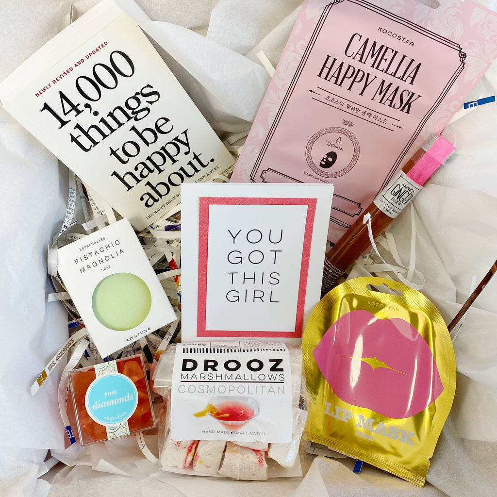 "Happy ""You Got This Girl"" Gift Box"