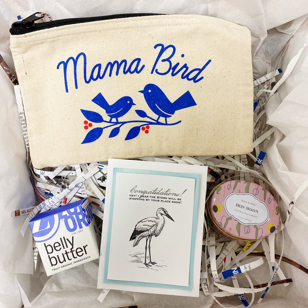 "New Mama ""Congrats on your Pregnancy"" Gift Box"