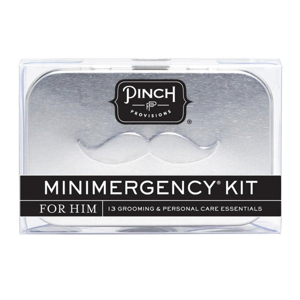 Gentleman's Minimergency Kit