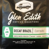 GLEN EDITH COFFEE: Decaf Brazil