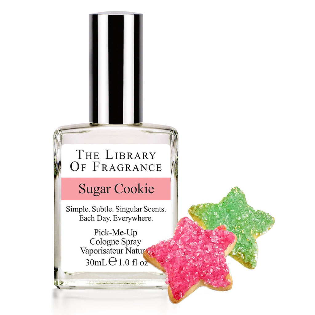 Sugar Cookie: Demeter Cologne Spray
