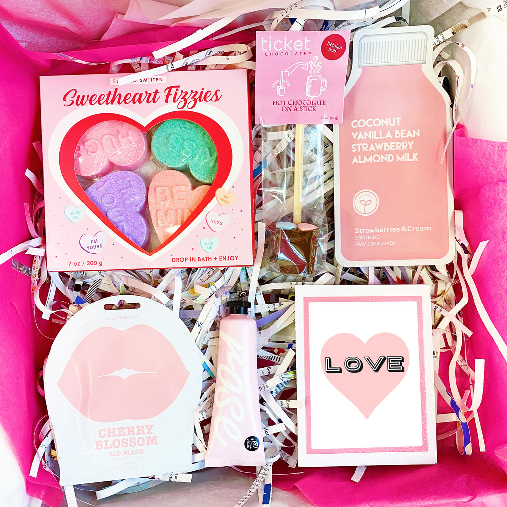Sweet Valentine's Day Gift Box