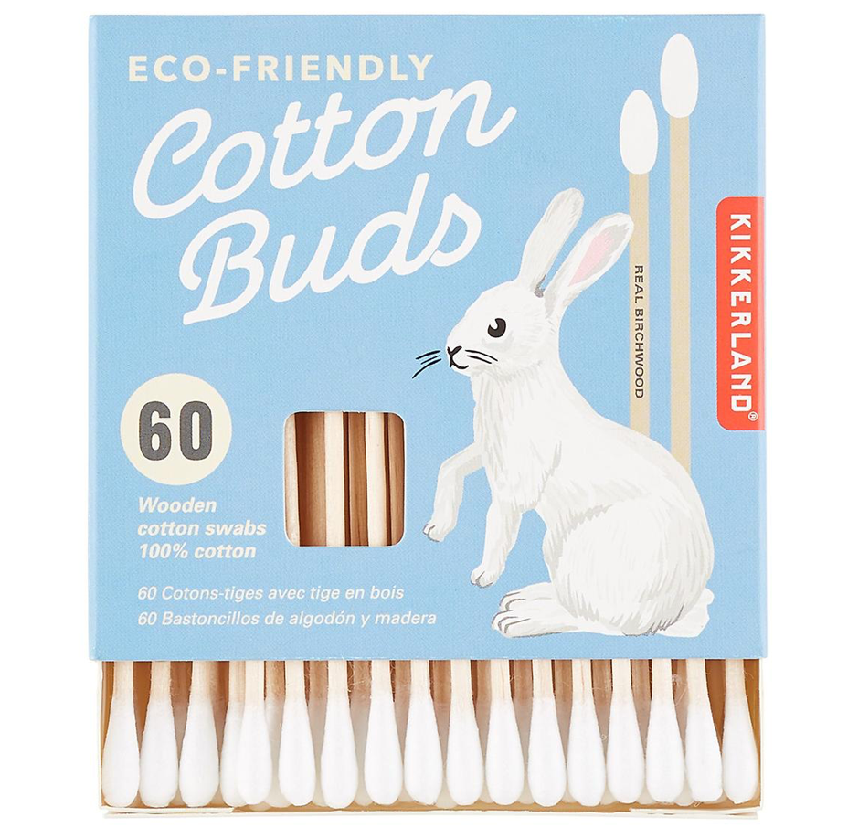 eco - cotton buds
