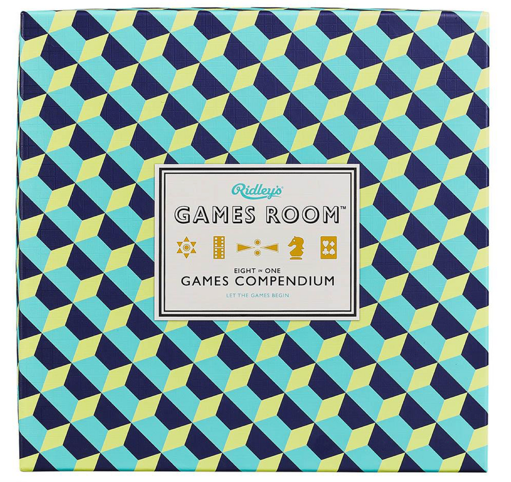 GAME ROOM:Games Compendium
