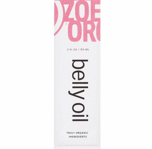 belly oil: ZOE ORGANICS-