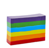 Rainbow Block Crayon Kid Made Modern