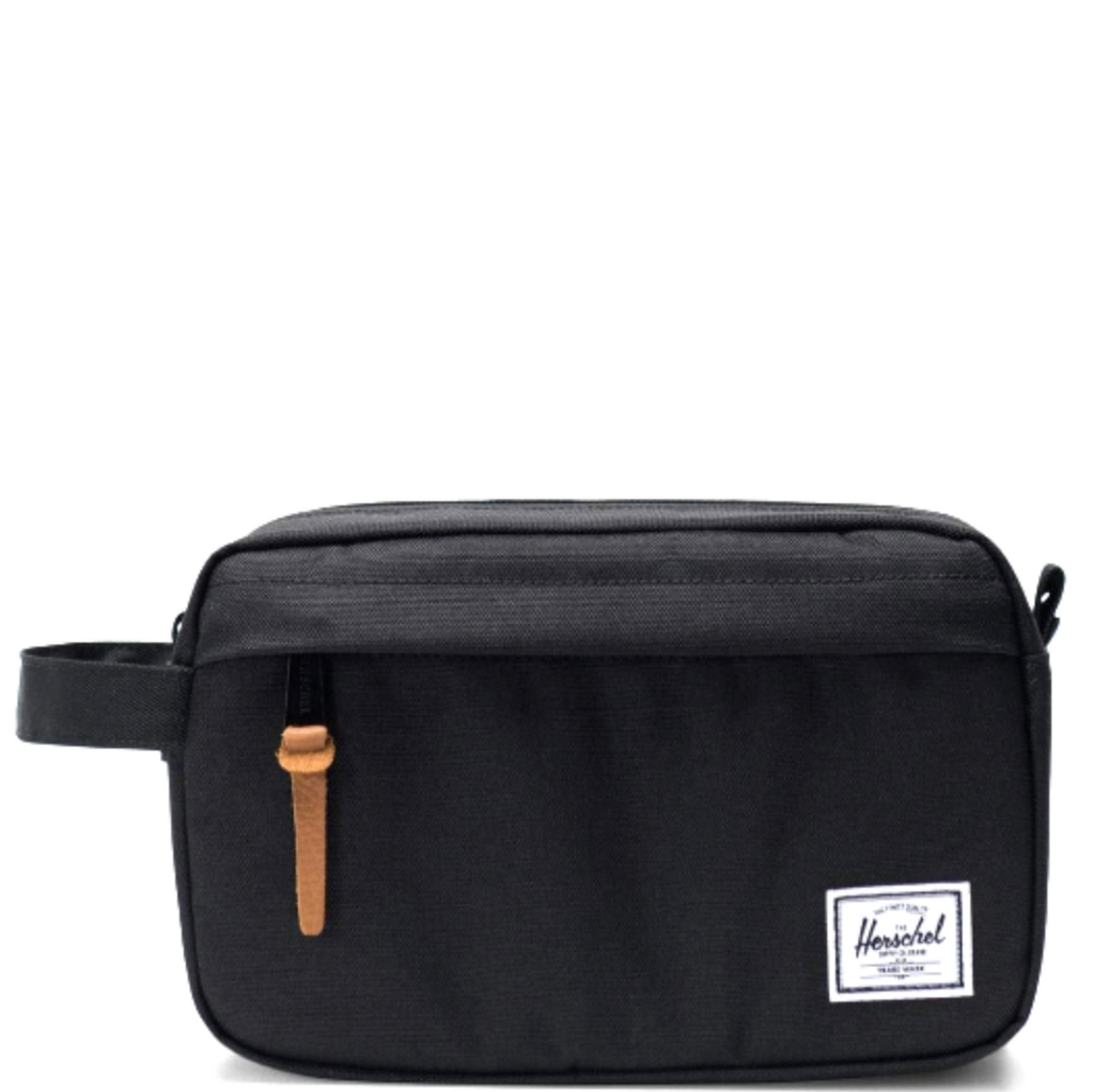 black: CHAPTER /Travel Bag-Herschel
