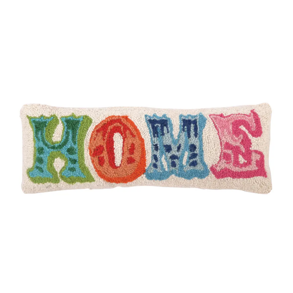 Colorful Home Hook Pillow