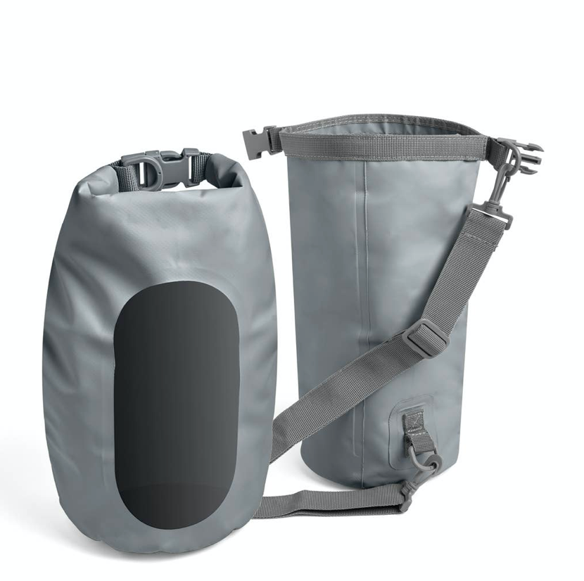 grey 10L wet bag