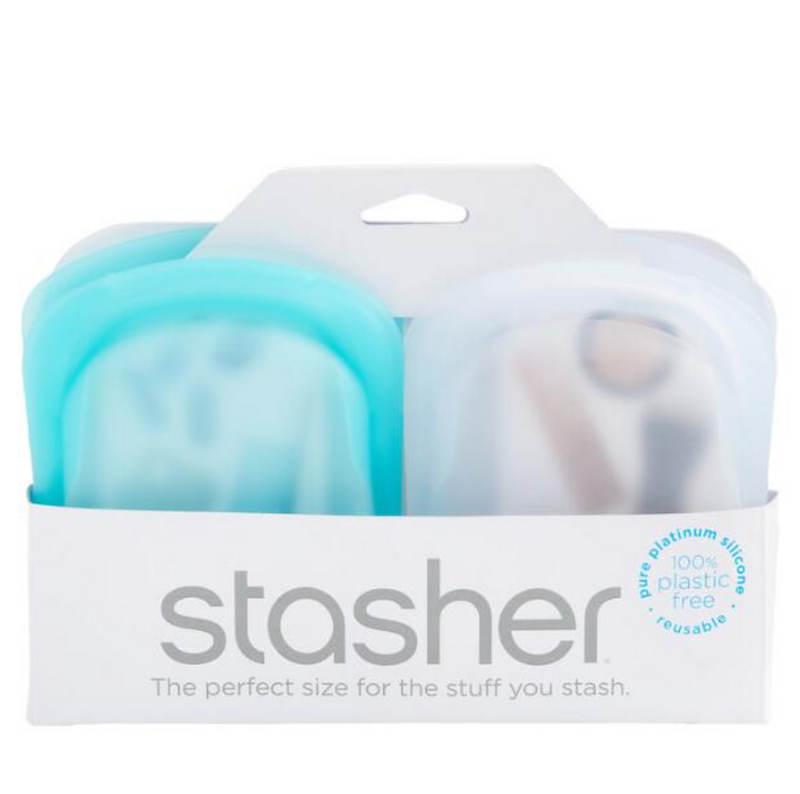 pocket Stasher: reusable silicone bag