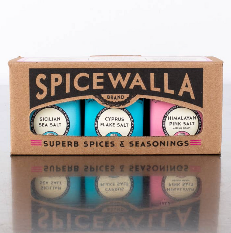 salt collection: Spicewalla