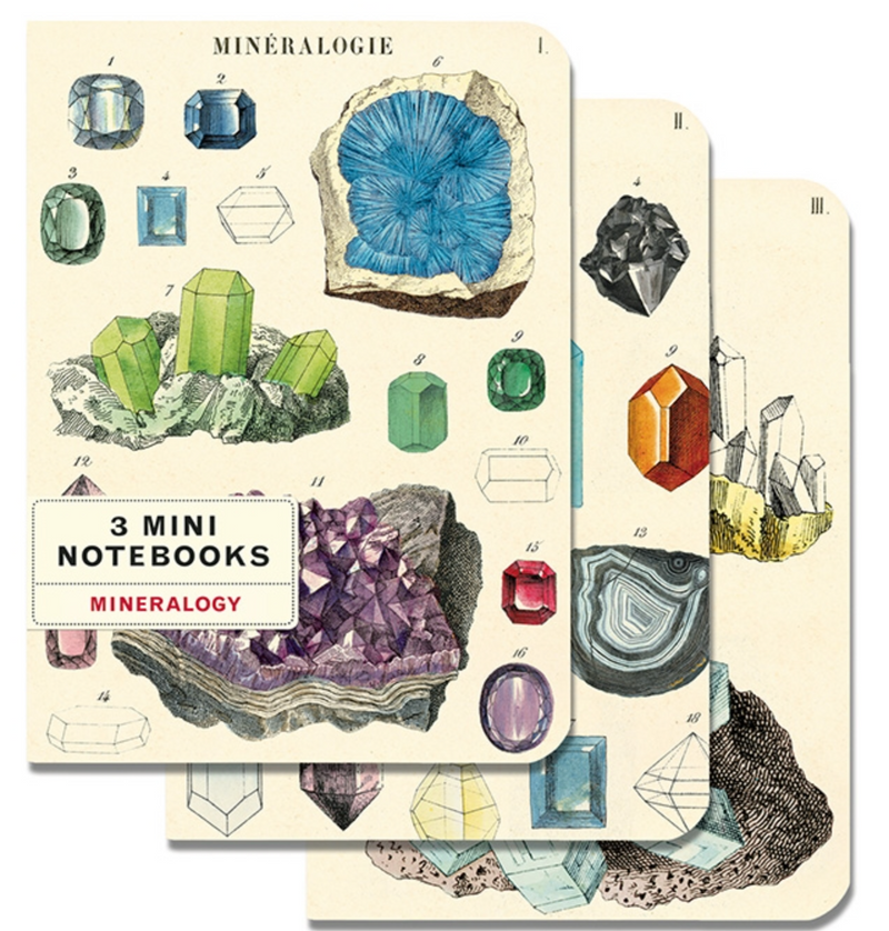 gems: mini notbook 3 set