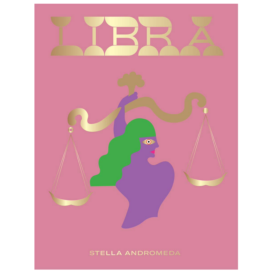 LIBRA: astrology book