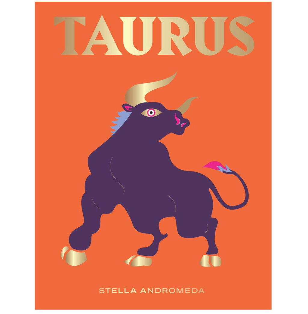 TAURUS: astrology book