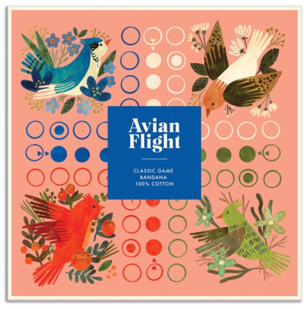 Avian Flight Classic Game Bandana