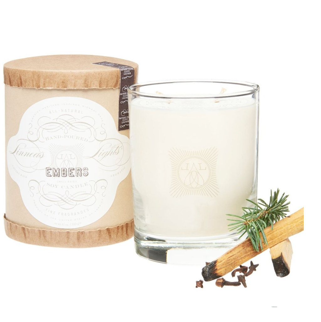 Embers 2-wick candle