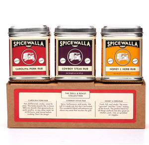 grill and roast collection (big tins) : Spicewalla