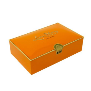 12-Piece Tangerine Box Truffle Collection