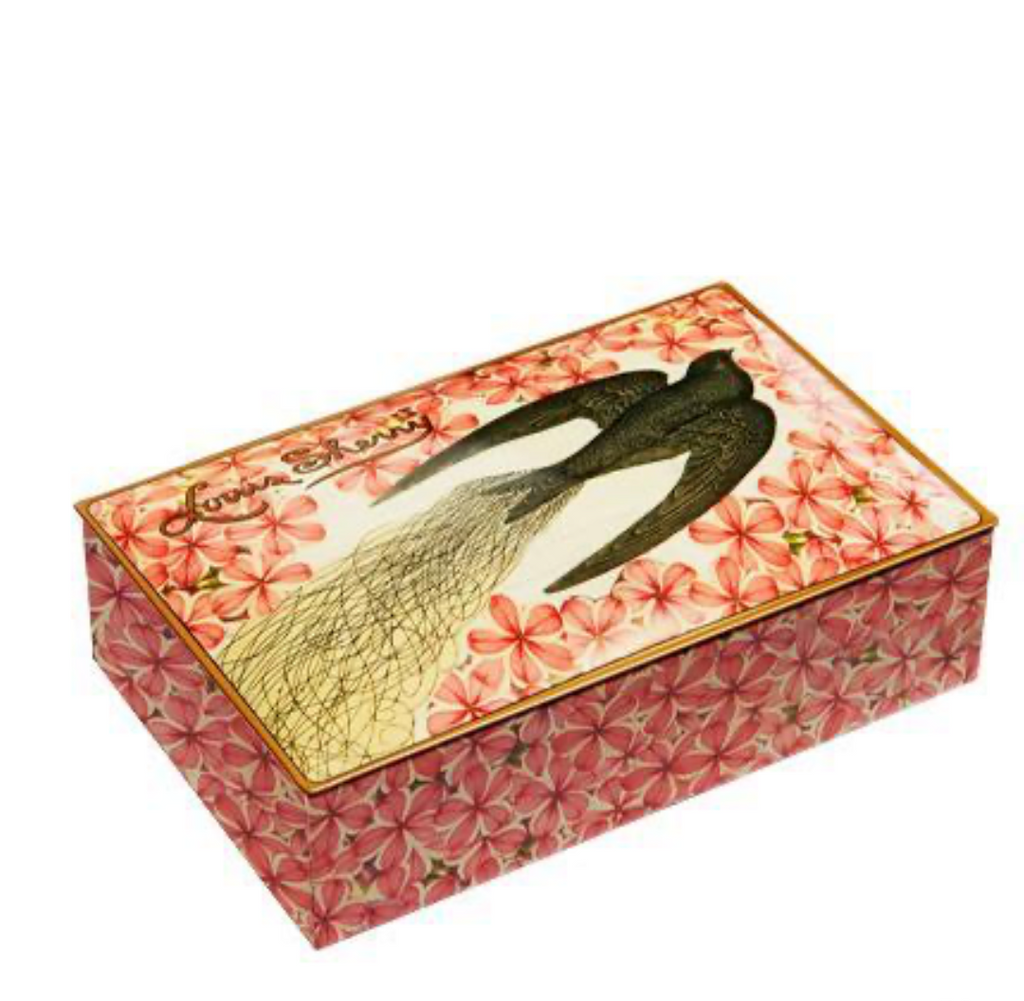 12-Piece John Derian blackbird Truffle Collection