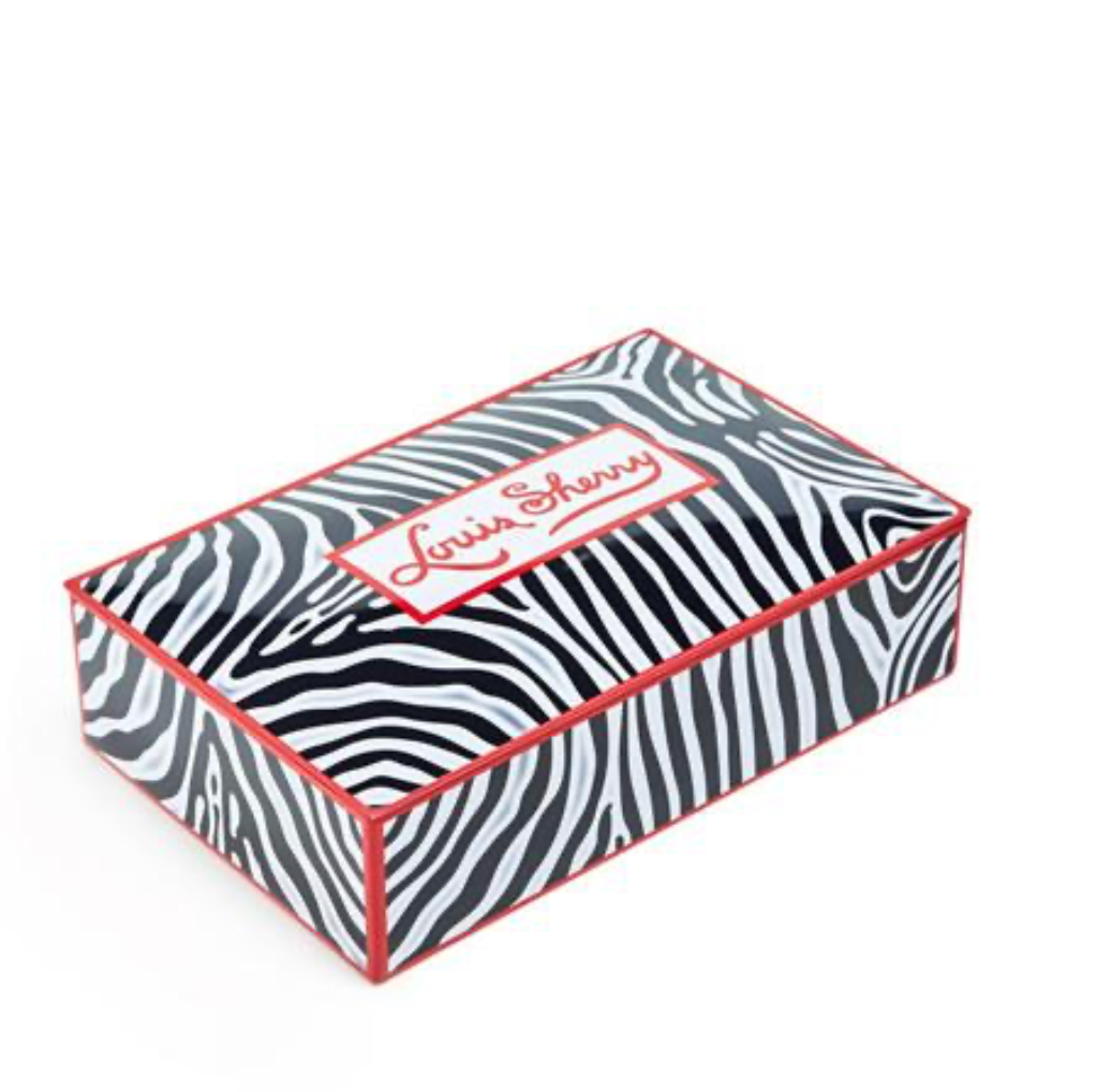 12-Piece Miles Redd Zebra Truffle Collection