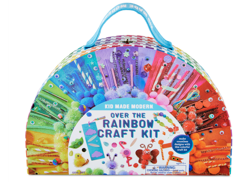 Over the Rainbow Craft Kit- Kid Made Modern