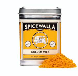 golden milk:  Spicewalla