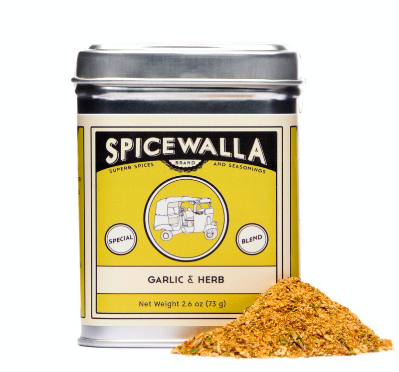 garlic + herb:  Spicewalla