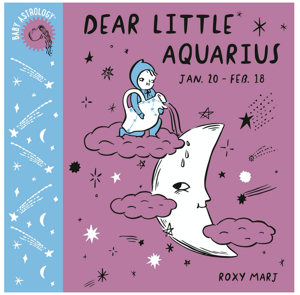 Aquarius Baby  Astrology: Dear Little