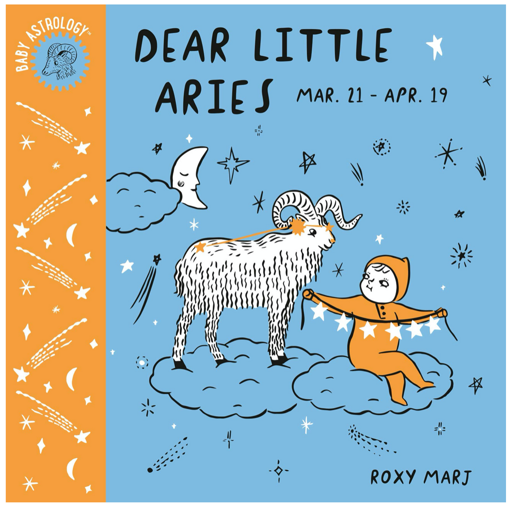 Aries Baby Astrology: Dear Little