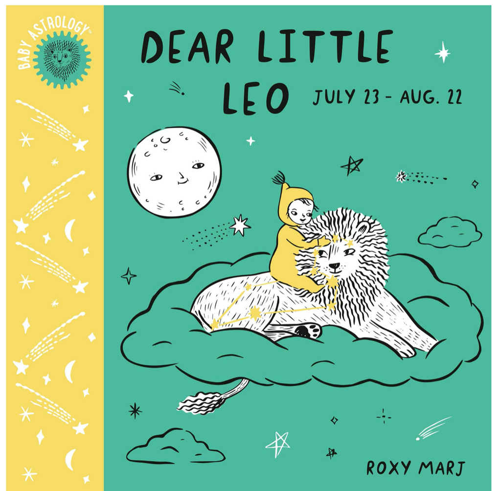 Leo Baby Astrology: Dear Little