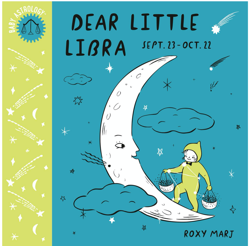 Libra Baby Astrology: Dear Little