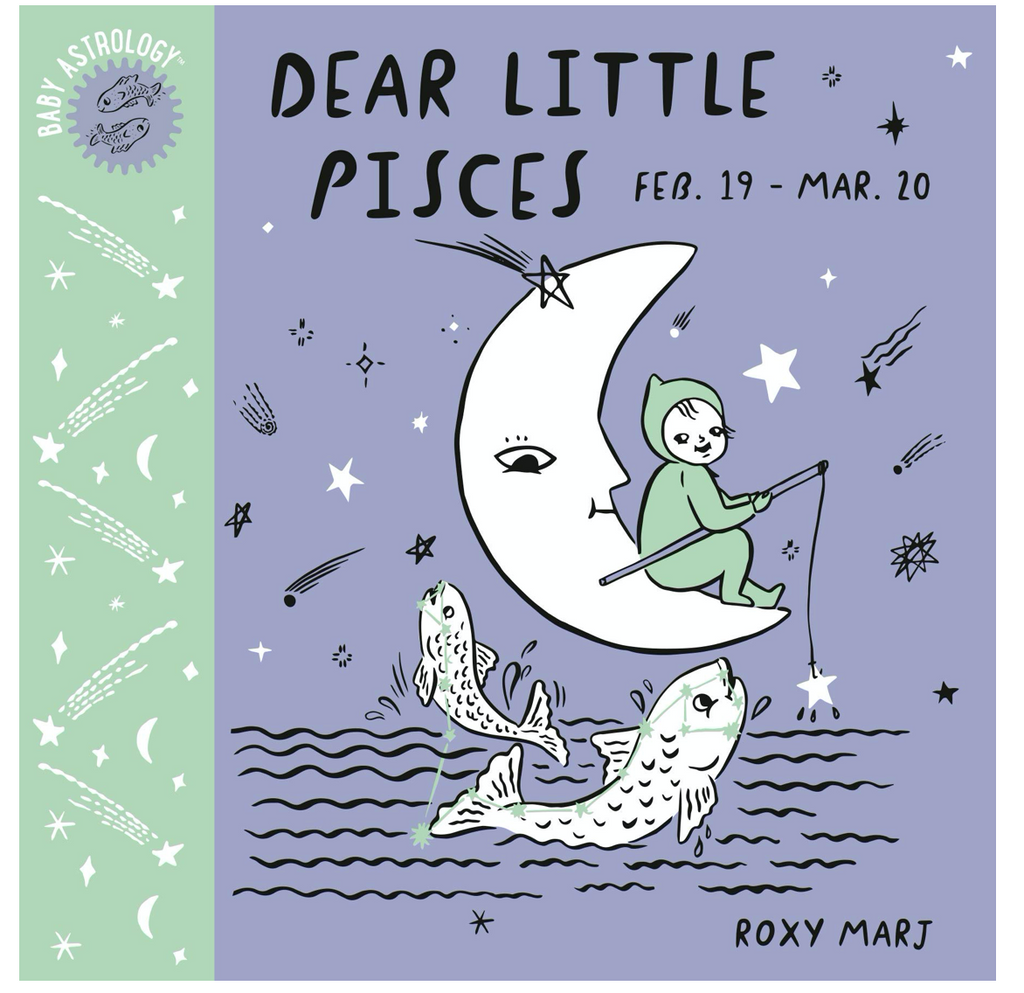Pisces Baby Astrology: Dear Little